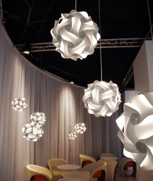 Lámparas colgantes COL ambiente 8
