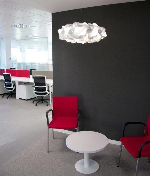 Lámpara de techo NUBE ambiente 3