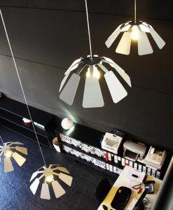 Lámpara colgante 64 cm diámetro PAISTE ambiente 4