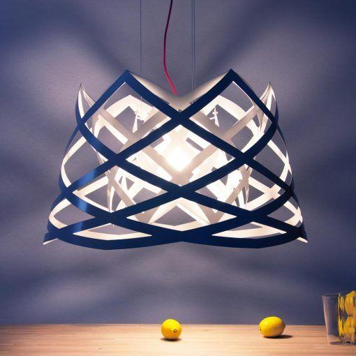 Lámpara de techo 88 cm diámetro RUT ambiente