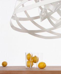 Lámpara de techo 88 cm diámetro RUT ambiente 3