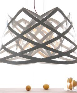 Lámpara de techo 88 cm diámetro RUT ambiente 2