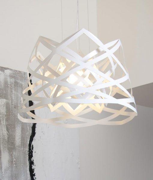 Lámpara de techo 45 cm diámetro RUT ambiente 3
