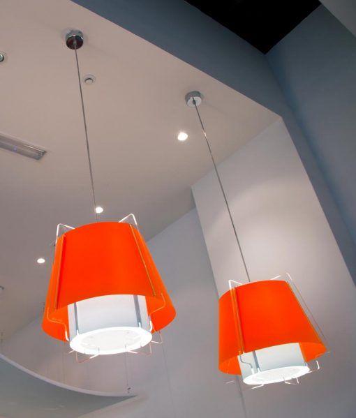 Lámpara de techo ZONA ambiente 2