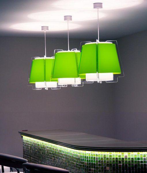 Lámpara de techo ZONA ambiente 3