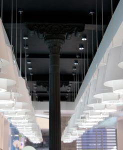 Lámpara de techo ZONA ambiente 4