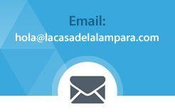 Contacta por Email con La Casa de la Lámpara