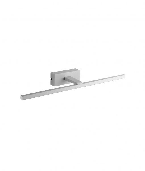 Aplique LED blanco 8W luz neutra IP44 YAQUE