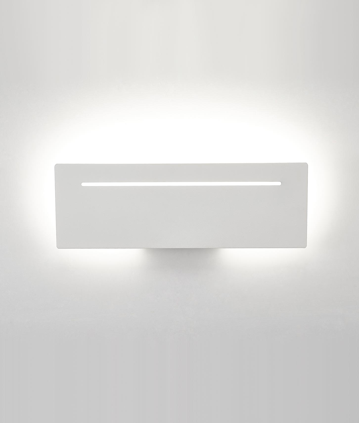 Aplique rectangular LED 16W blanco TOJA