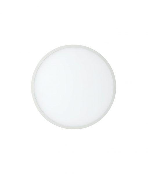Empotrable fino circular 12W blanco luz cálida SAONA