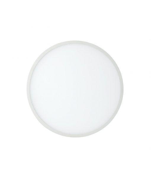 Empotrable fino circular 18W blanco luz cálida SAONA