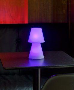 Iluminación portátil con pilas AAA LOLA ambiente