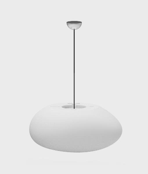 Lámpara colgante 60 cm anchura PETRA HANG