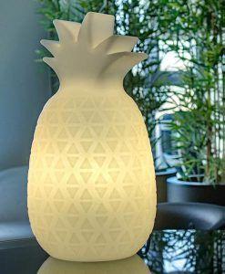 Lámpara con forma piña de batería SAMBA ambiente