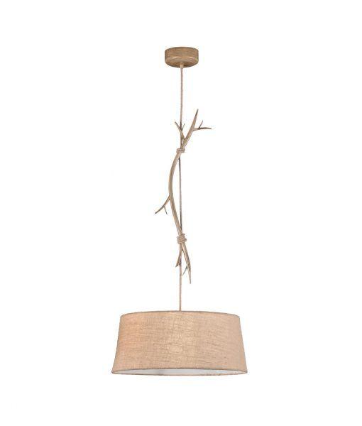 Lámpara de techo grande SABINA