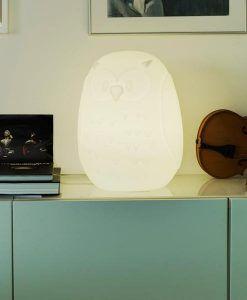 Lámpara decorativa búho GUFO ambiente 2