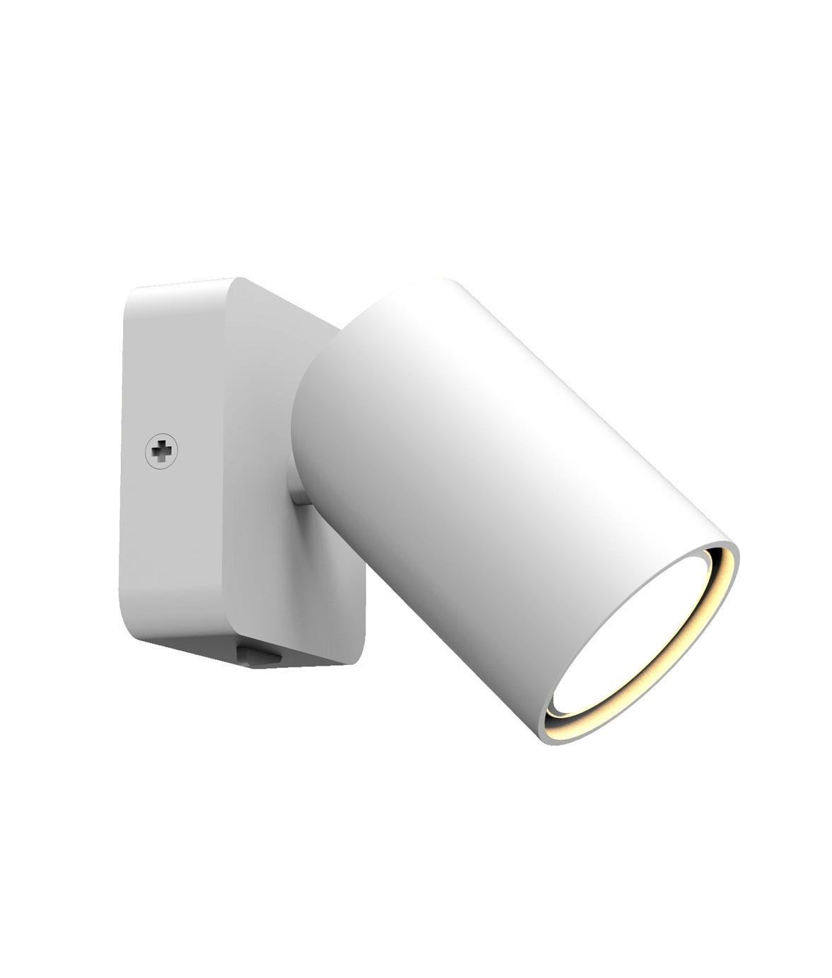 Lámpara foco SAL con interruptor