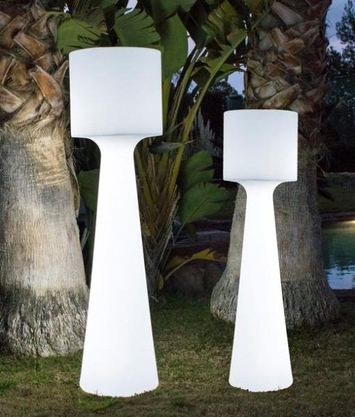 Lámparas de pie GRACE ambiente