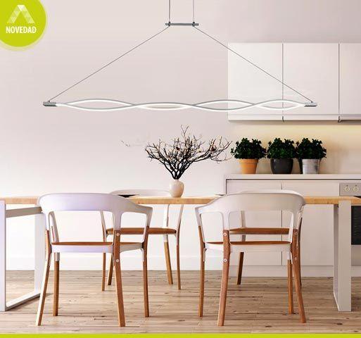 Selección de las últimas tendencias en lámparas de techo de La Casa de la Lámpara
