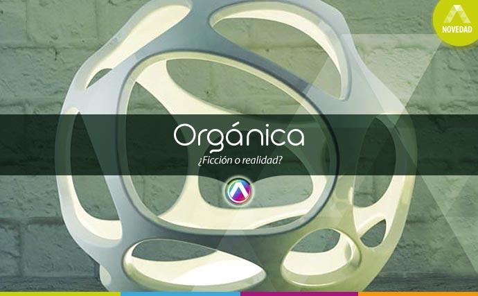 Colección de lámparas Orgánica en La Casa de la Lámpara :-)