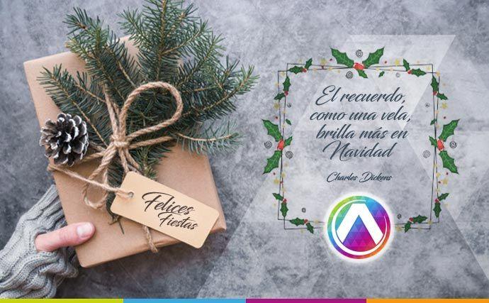 Te deseamos unas !Felices Fiestas! en La Casa de la Lámpara! ;-)