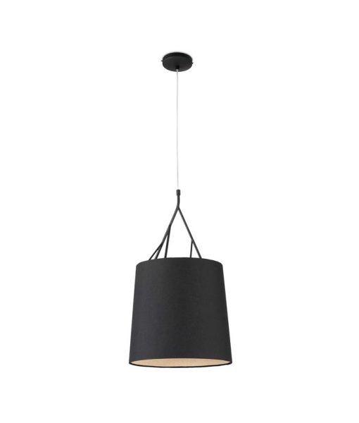 Lámpara de techo negra TREE nueva