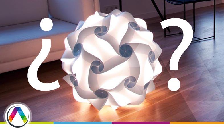 Cómo cambiar una bombilla del modelo COL - La Casa de la Lámpara ;)