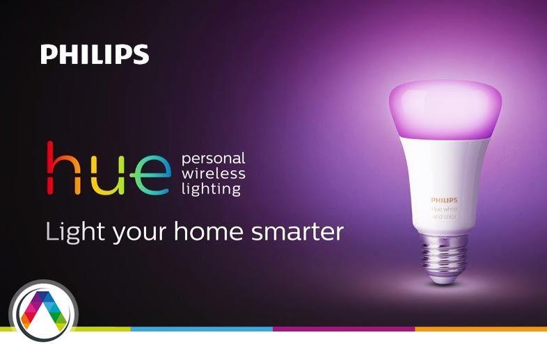 Philips - hue bombillas inalámbricas