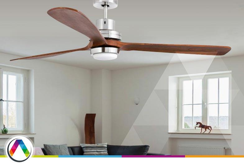 Elije un ventilador de techo - La Casa de la Lámpara :-)