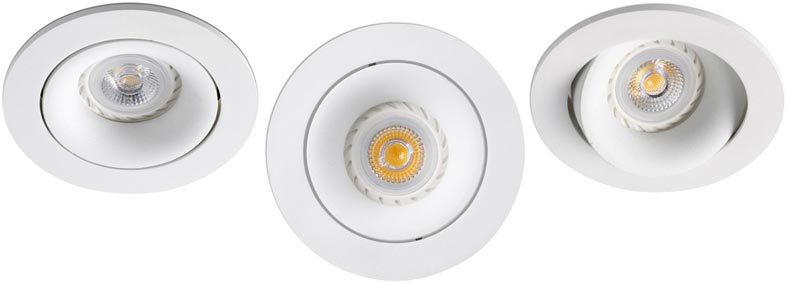 lamparas dicroicas LED - Bombillas gu10