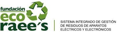 ECO-RAEE control de residuos de luminarias
