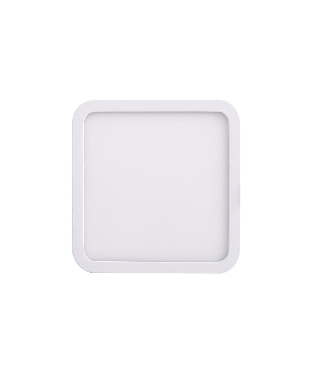 Empotrable 4000K luz neutra 12W blanco SAONA