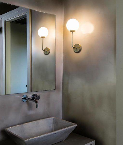 Aplique baño oro satinado GALA ambiente