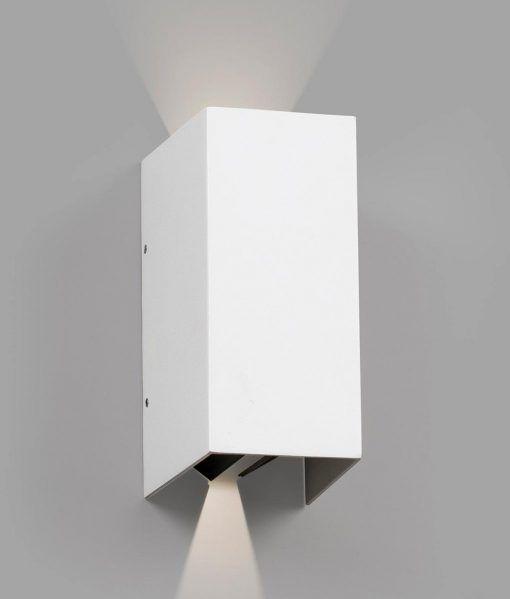 Aplique blanco luz direccional BLIND LED