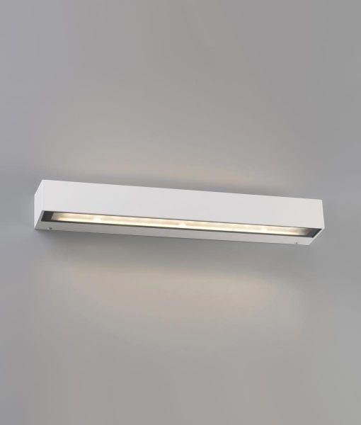 Aplique blanco TACOS LED