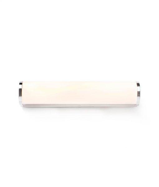 Aplique de pared baño cromo 12W DANUBIO LED