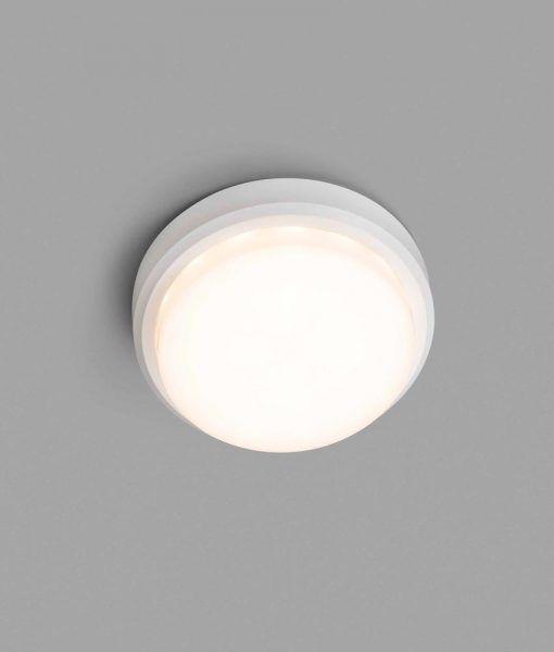 Aplique de pared blanco TOM LED
