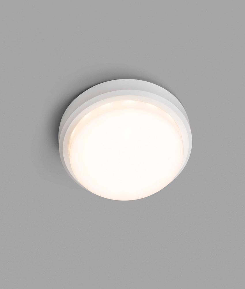 Aplique de pared blanco TOM LED