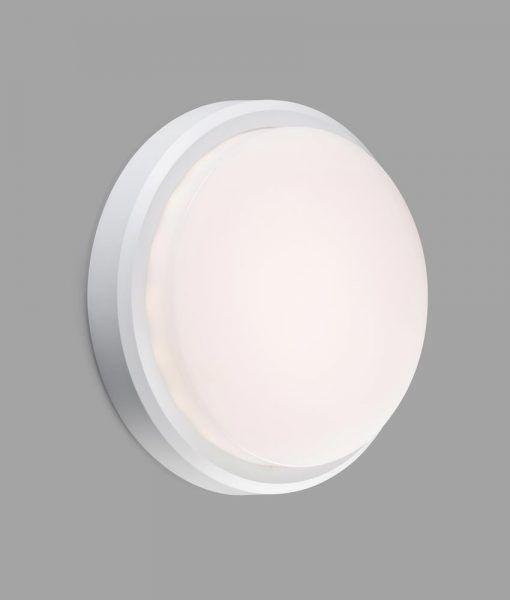 Aplique de pared blanco TOM XL LED