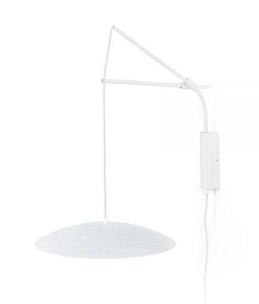 Aplique extensible blanco SLIM LED