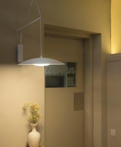 Aplique extensible blanco SLIM LED ambiente