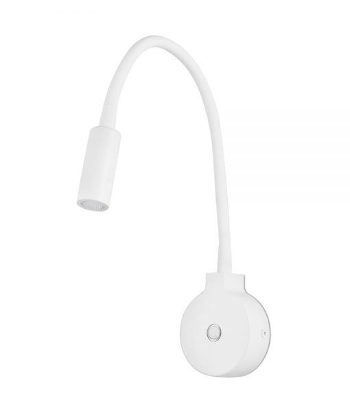 Aplique lector LED blanco PIXIE