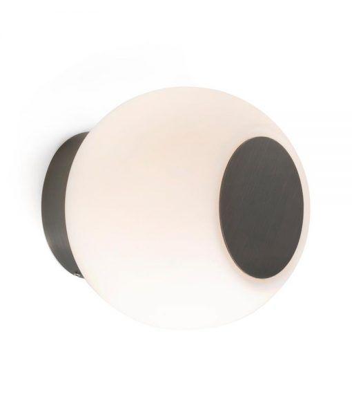 Aplique/Plafón bronce MOY LED
