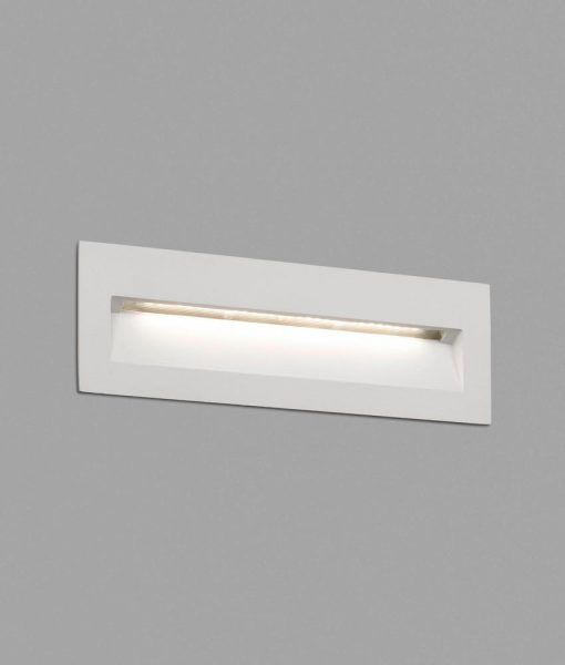 Empotrable blanco NAT LED