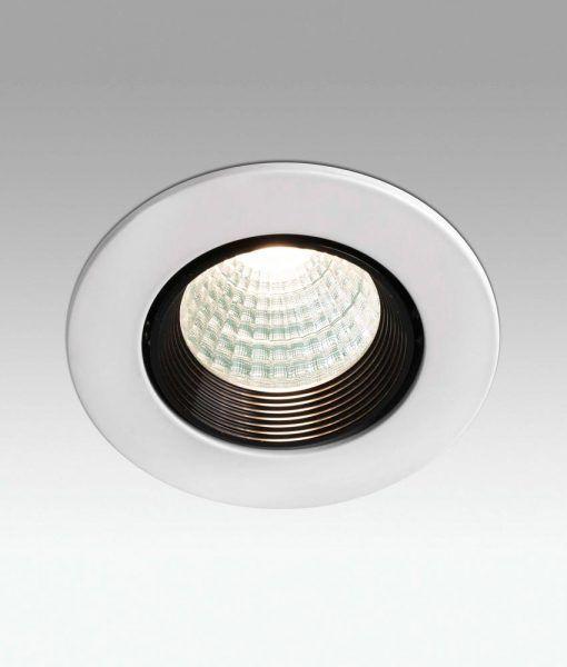 Empotrable con luz LED neutra color blanco NUSA