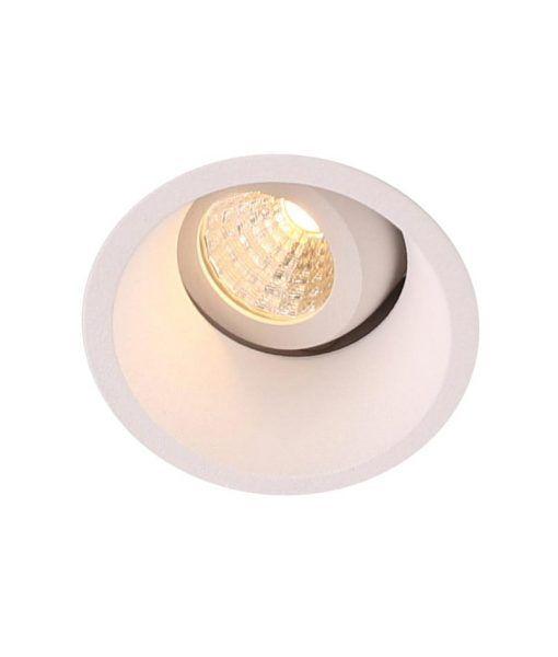 Empotrable orientable blanco 5W FOX LED