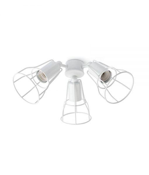 Kit de luz blanco para ventilador modelo YAKARTA