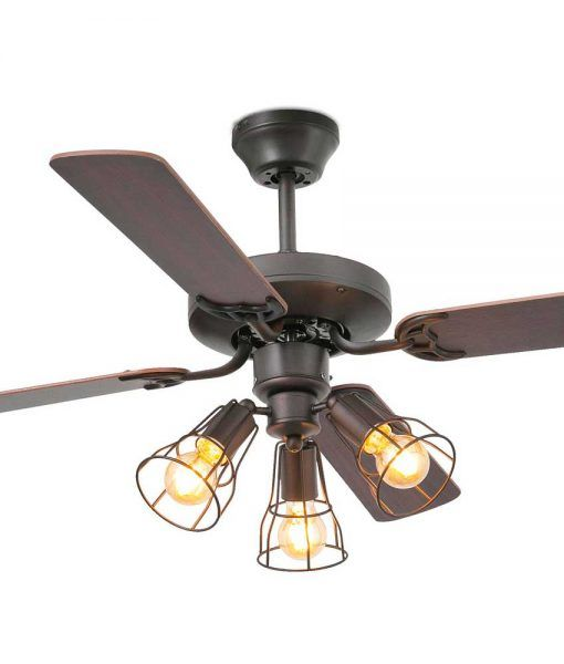 Kit de luz marrón para modelos YAKARTA y ALOHA detalle