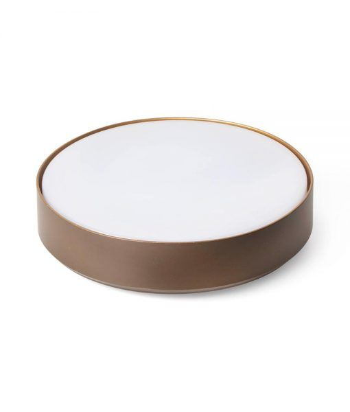 Kit de luz marrón para ventilador modelo TYPHOON