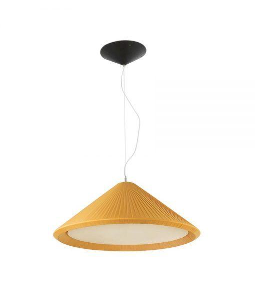 Lámpara amarillo tostado 70 cm diámetro HUE IN
